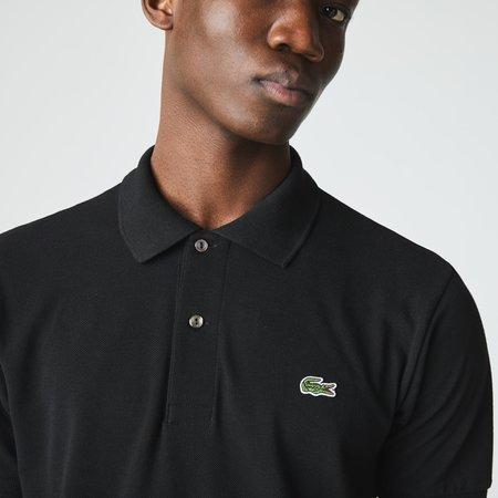 Lacoste Classic Fit L.12.12 Polo Shirt - Noir