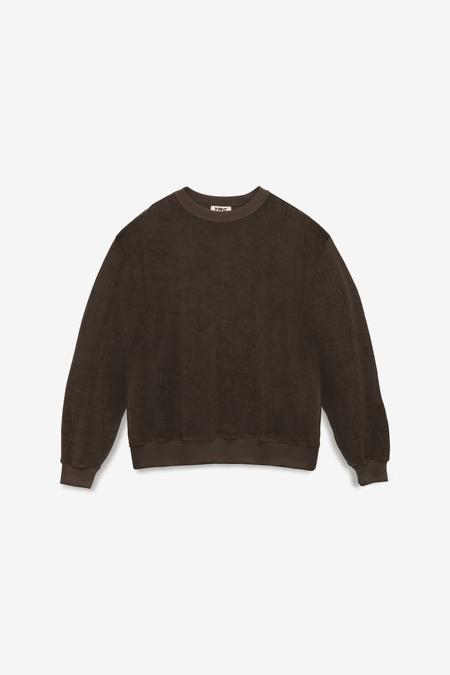 You Must Create Daisy Age Sweatshirt - Dark Olive
