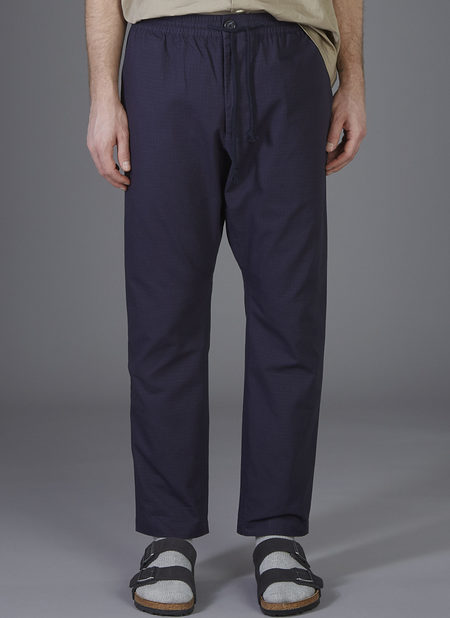 GREI. GUSSET EASY PANT - MIDNIGHT BLUE