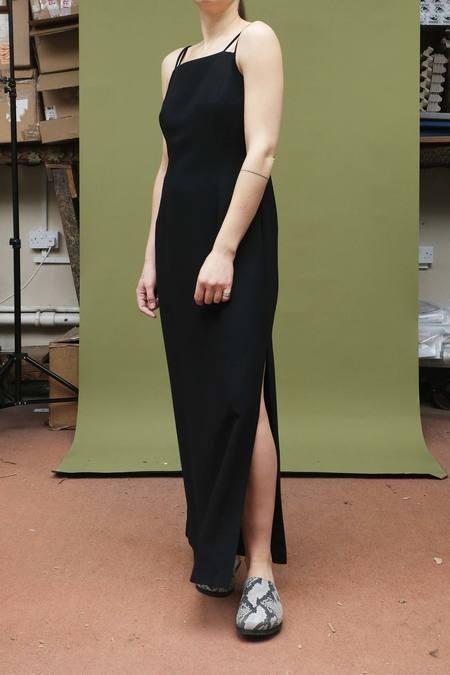 vintage 1990s LBD Dress - Black