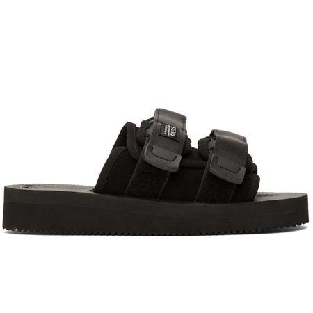 Suicoke Moto-VS Sandals - Black