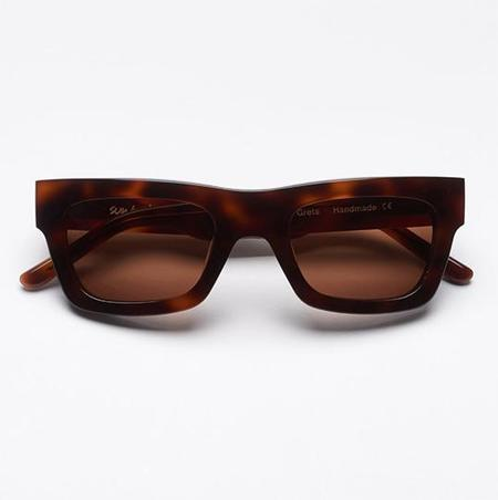 Megan Huntz Sun Buddies Greta eyewear - Tortoise