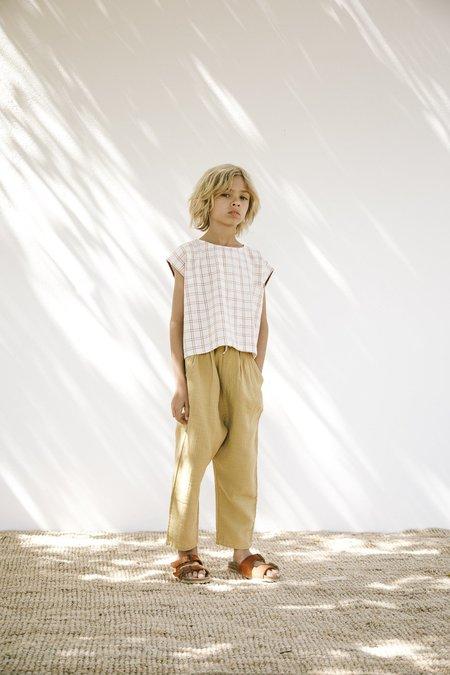 Kids Liilu Claudia Pant - Pistachio