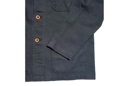 Vetra Chore Coat - Black