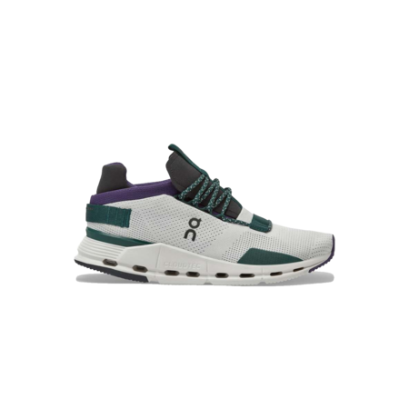 On Shoes Cloudnova Sneakers - White/Violet