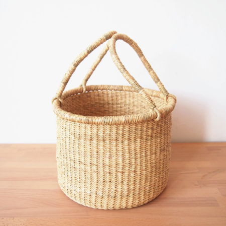 Amsha Cape Coast Tote - natural
