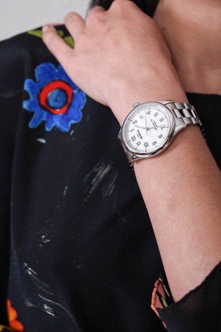 Shinola Vinton 3HD 38mm Watch - Alabaster