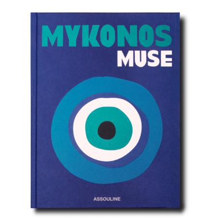 "Assouline ""Mykonos Muse"" Book"