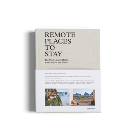 """Gestalten """"Remote Places To Stay"""""""