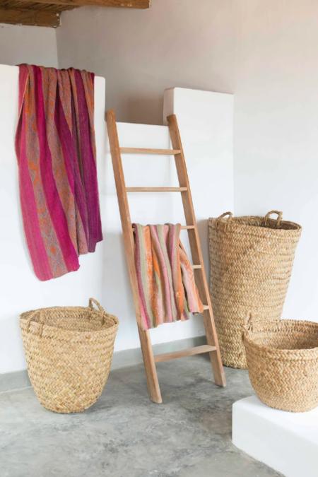 Intiearth Taylor Woven Basket - Natural