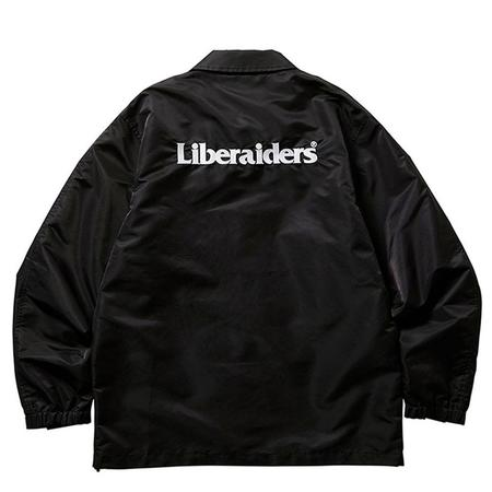 Liberaiders OG Embroidery Coach Jacket - Black