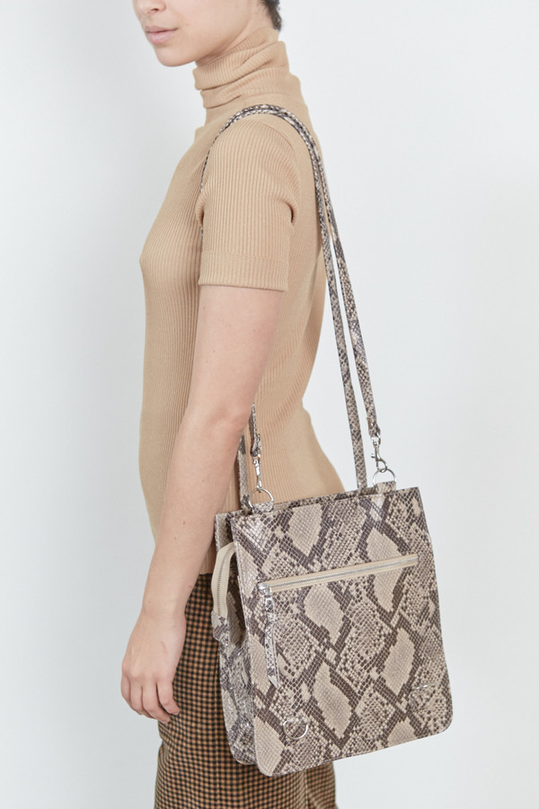 Clyde Best Bag in Python Print