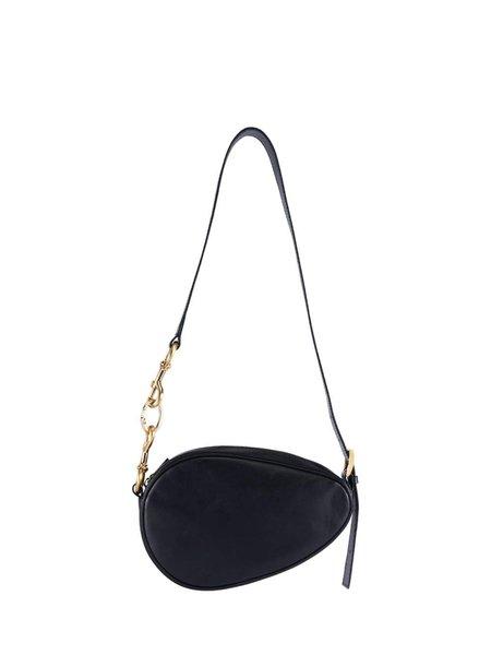 Reike Nen Oval Middle Bag - Black