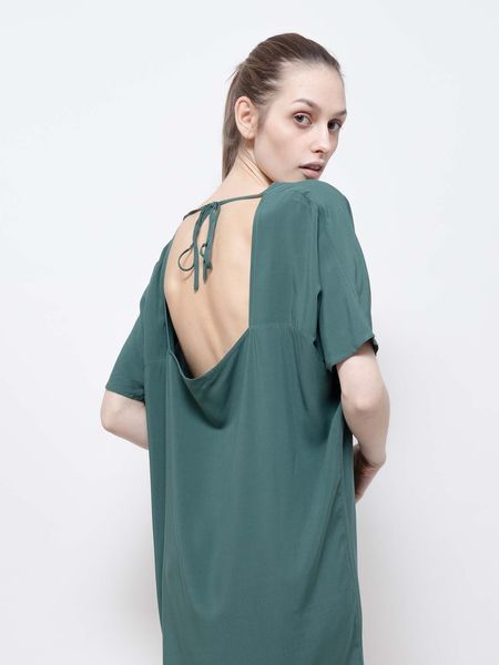 Wemoto filia dress - green