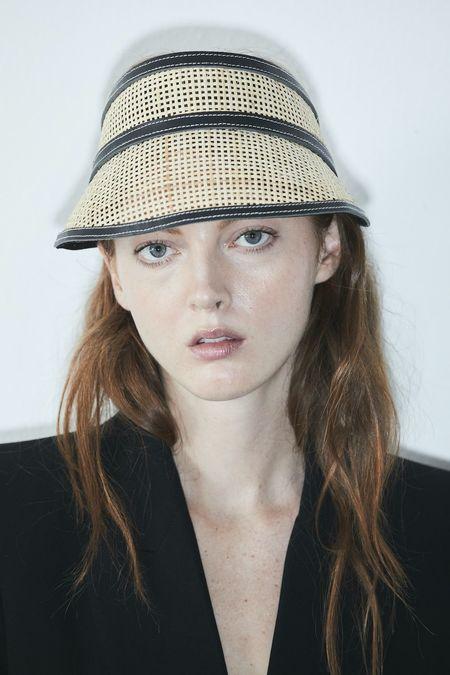 Janessa Leone Constance hat - Natural