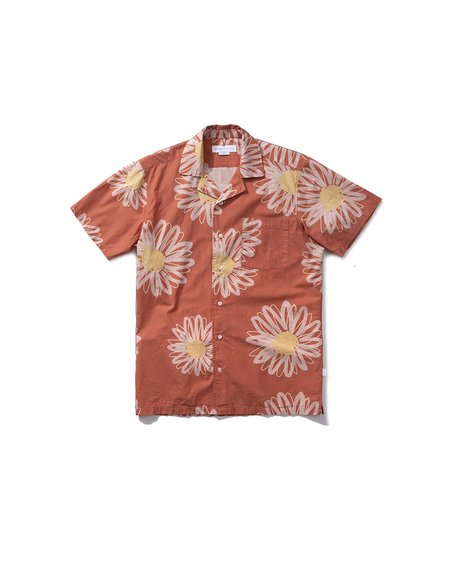 Camisa Short Sleeve Must Shirt - Printed Copper