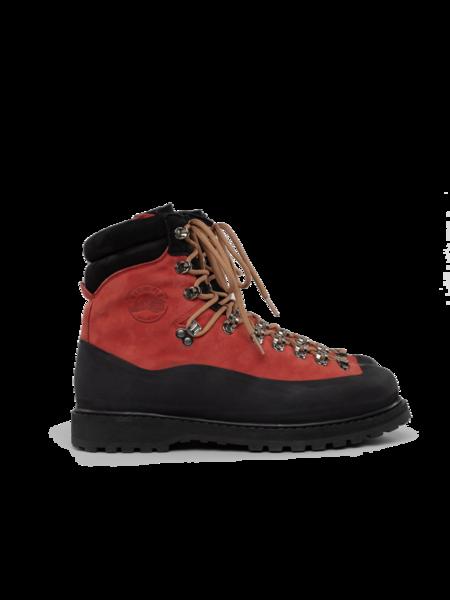 Unisex Everest Nubuck Boot - Red
