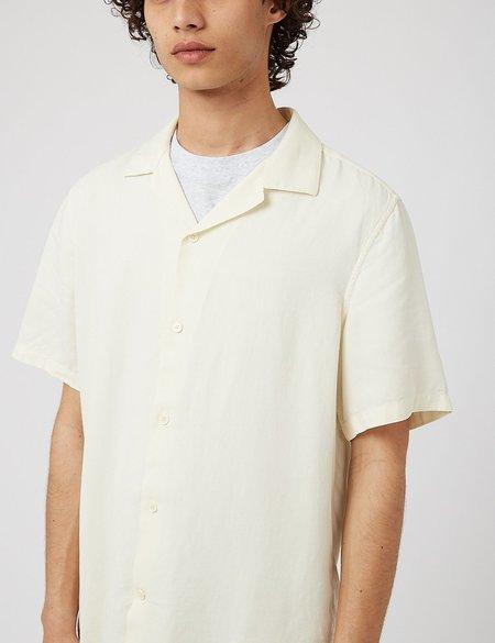 NN07 Miyagi Short Sleeve Shirt - Vanilla