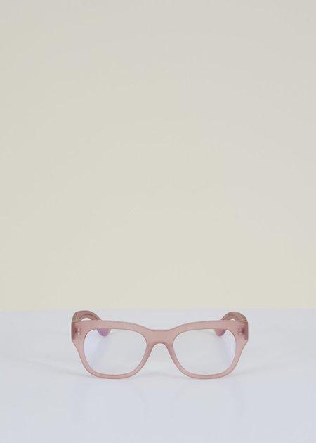 Caddis Miklos Reader eyewear - matte pink