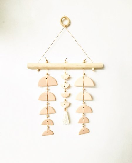 West Perro SONORAN SUNSER WALL HANGING - natural