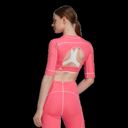 adidas Stella McCartney TST Crop GL7377 top - pink