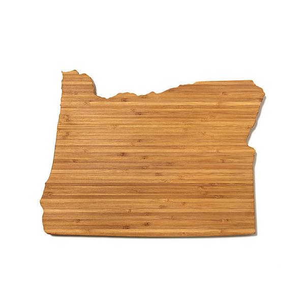 AHeirloom Oregon Cutting Board