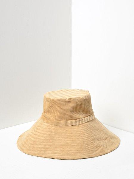 Faithfull The Brand frederikke sun hat - plain wheat
