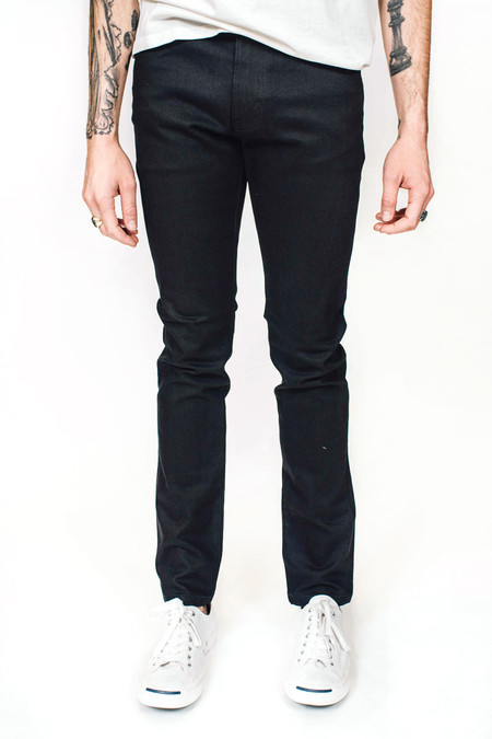 Earnest Sewn Dean Raw Black