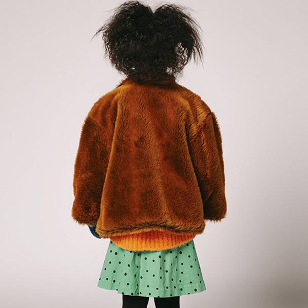 The Animals Observatory Shrew Kid's Jacket