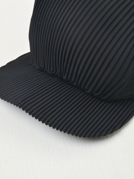 Pleats Please by Issey Miyake Cap - Black