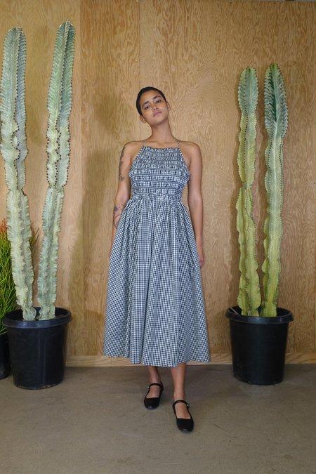 Sandy Liang Goose Dress - Gingham