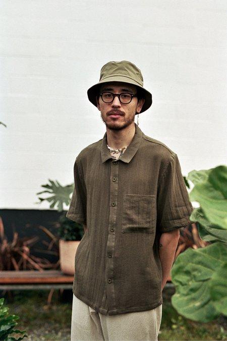 Satta Paseo Shirt - Charcoal