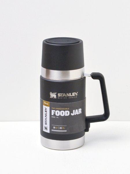 Stanley The Unbreakable Food Jar - Foundry Black