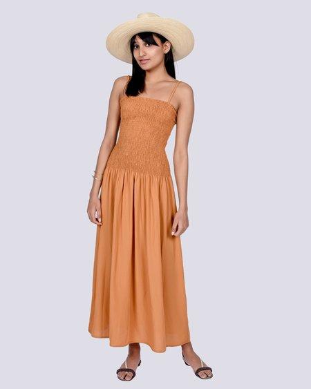 Paloma Wool Benidorm Dress - Nude