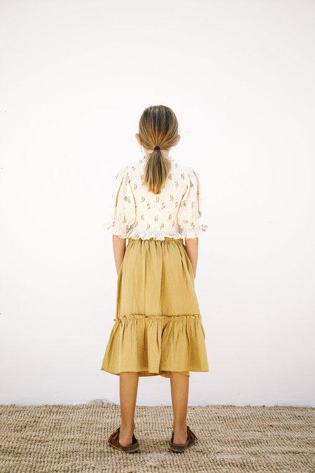Liilu Bettina Blouse - Summer Blossom