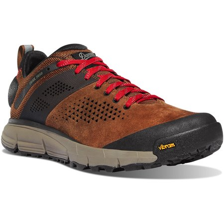 Danner TRAIL 2650 Shoe - BROWN/RED