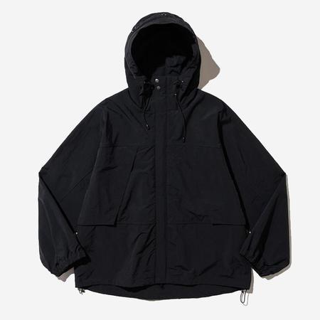 Uniform Bridge Utility Mountain Jacket - Black
