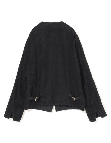Undercover Terry Jacket - Black