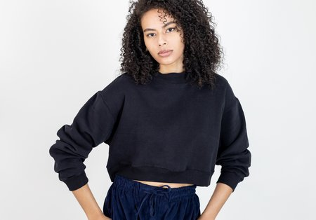 Boyish Joni Cropped Sweater