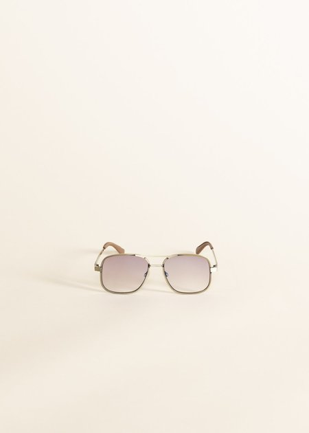 Caddis Metamodernist Scout Readers eyewear - matte vintage gold