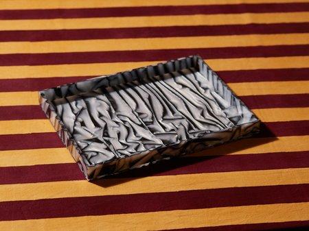 Aeyre Rectangle Tray - Zebra
