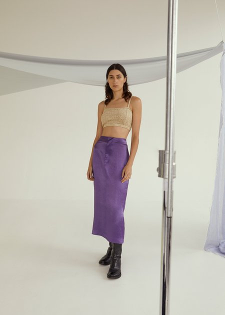 permanent vacation Harmony Skirt - Violet
