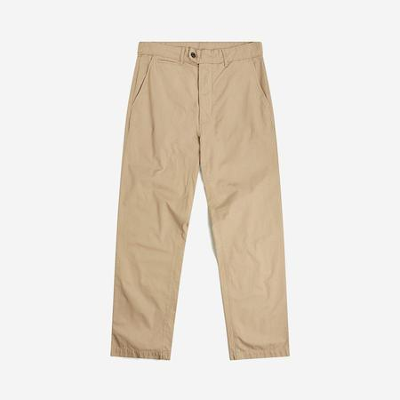 Albam Relaxed Taper Chino - Ripstop Sand