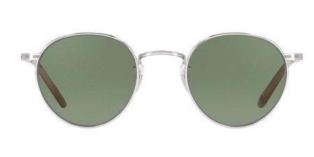 Garrett Leight Wilson M 46 eyewear - green