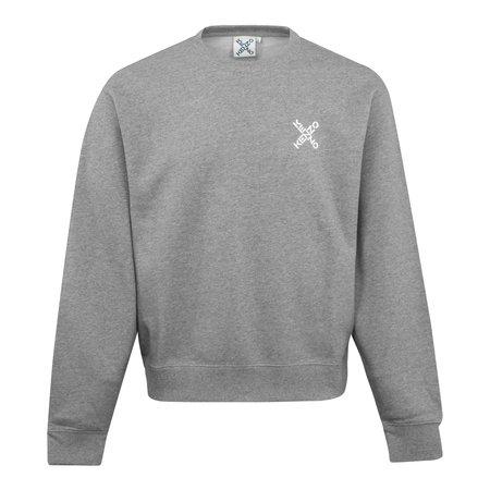 Kenzo X Sport Crewneck Sweat - Grey