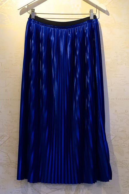 Malene Birger 'Miqiau' Pleated Long Skirt