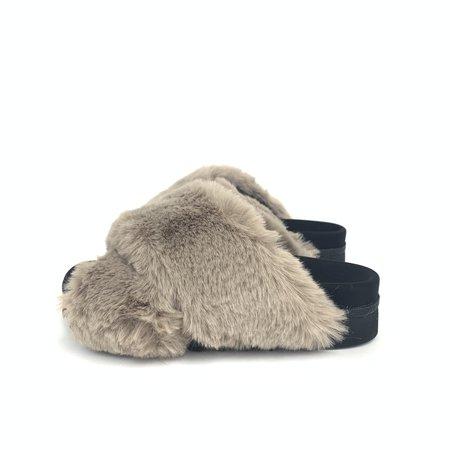 Roam Cloud Sandal - Nude