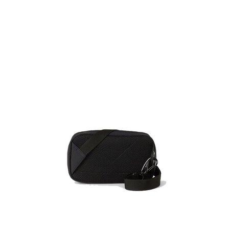 Kenzo Nylon Tiger Shoulder Bag - Black