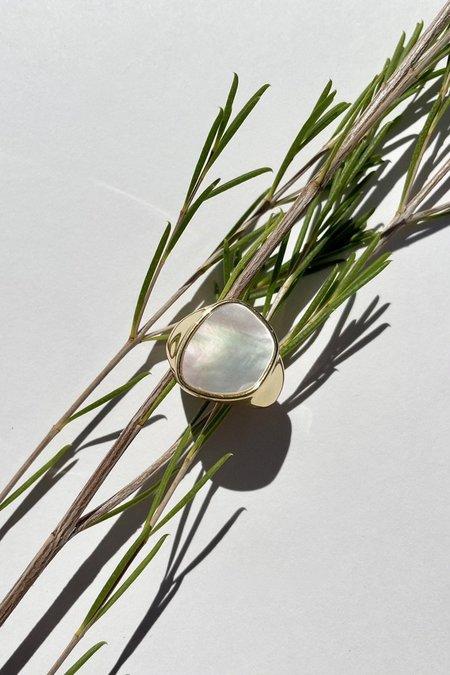 CASA CLARA MARGOT RING - gold vermeil