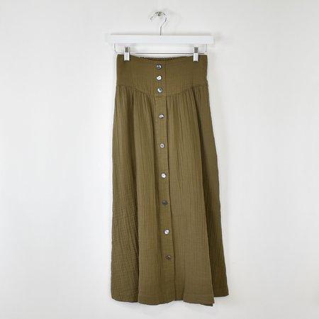 Xirena Skirt - Sandalwood